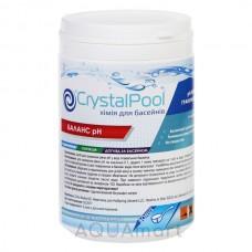 Химия для бассейнов Crystal Pool pH Minus (1 кг)