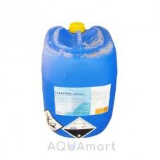 Жидкий хлор для бассейна (30 кг)