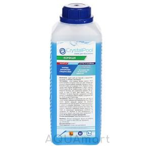 Средство против водорослей Crystal Pool Liquid (1л