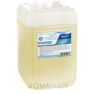 Жидкий хлор Crystal Pool Chlorine Liquid (30 л)