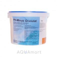 pH минус для бассейна (5 кг)