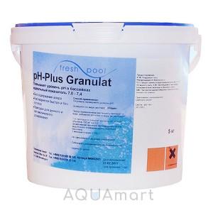 pH плюс для бассейна (5 кг)