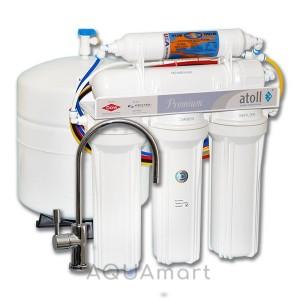 Фильтр обратного осмоса Atoll A-550 PRO (A-560E Premium)
