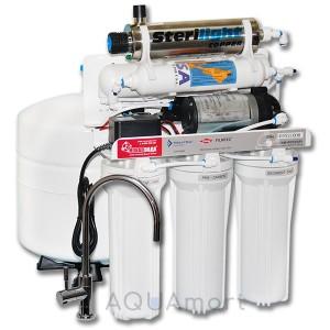 Фильтр обратного осмоса Новая Вода NW-RO525P UV