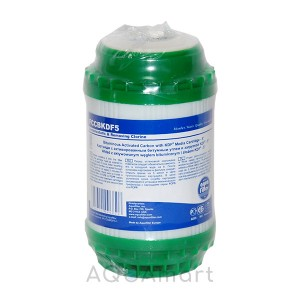 Картридж угольный с KDF Aquafilter FCCBKDF5