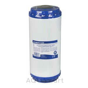 Картридж угольный с KDF Aquafilter FCCBKDF210BB