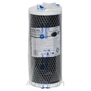 Картридж угольный брикет Aquafilter FCCBL10BB