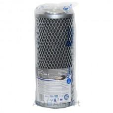 Картридж угольный брикет Aquafilter FCCBL10BB-S с умягчением