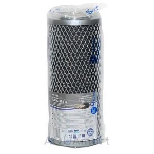 Угольный картридж с умягчением Aquafilter FCCBL10BB-S