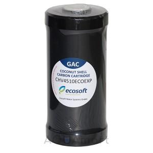 Картридж угольный гранулы Ecosoft CHV4510ECO 10BB