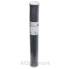 Картридж угольный брикет Aquafilter FCCBL-L 20-slim