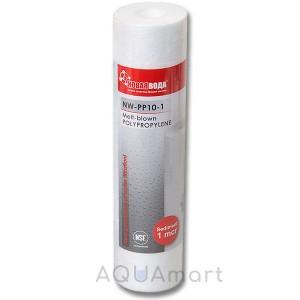 Механический картридж Новая Вода NW-PP10-1 Lux 1 микрон