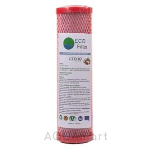 Картридж угольный брикет Ecofilter CTO-10