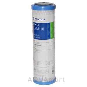 Картридж угольный брикет Pentek EPM-10