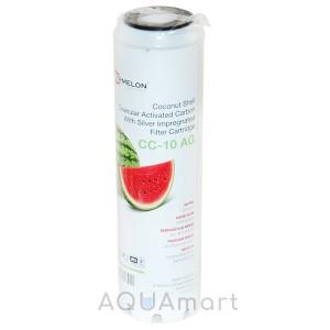 Картридж угольный гранулы Watermelon CC–10Ag антибактериальный