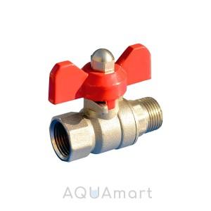 """Кран шаровый Aquafilter F10SV-2 (рв3/8""""-рн3/8"""")"""