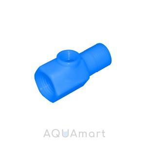 """Соединение пластиковое Aquafilter FT08-P (рв1/2""""-рв3/8""""-рн1/2"""")"""