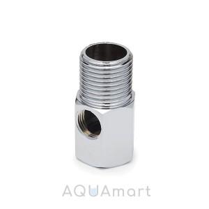 """Соединение латунное Aquafilter FT06 (рн1/2""""-рв1/4""""-рв1/2"""")"""