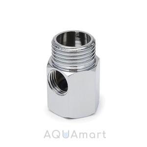 """Соединение латунное Aquafilter FT07 (рн3/4""""-рв1/4""""-рв3/4"""")"""
