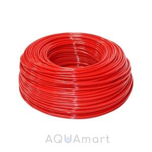 """Трубка Aquafilter KTPE14R 1/4"""" для фильтров красного цвета"""