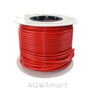 """Трубка John Guest PE-12-EI-0500F-R 3/8"""" для фильтров (красная, 1 метр)"""