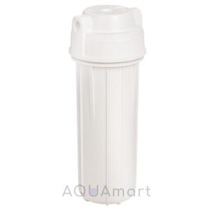 """Корпус фильтра 10"""" Aquafilter EG14WWAQ-4 белый"""