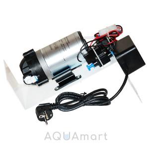 Помпа для фильтра обратного осмоса (полный комплект)