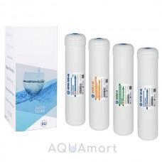 Комплект картриджей Aquafilter EXCITO-CRT