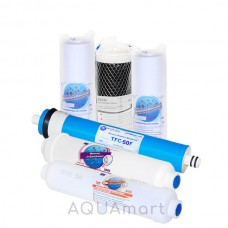Комплект картриджей Aquafilter №6_1