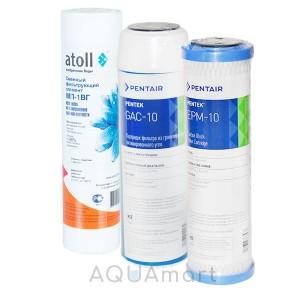 Комплект картриджей Atoll №203