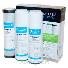 Комплект картриджей №5 Наша Вода (Ecosoft CRV3ECO)