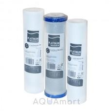 Комплект картриджей Platinum Wasser №3_1