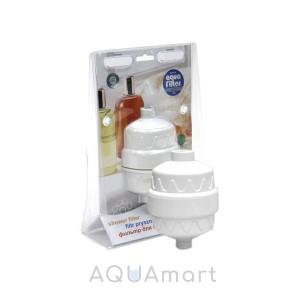 Фильтр для душа Aquafilter FBO1-FHSH-1_K