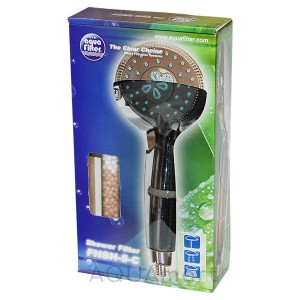 Фильтр для душа Aquafilter FHSH-5-C (10,5 см)