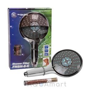 Фильтр для душа Aquafilter FHSH-6-C (15 см)
