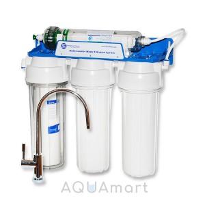 Фильтр под мойку Aquafilter FP3-HJ-K1 с капиллярной мембраной